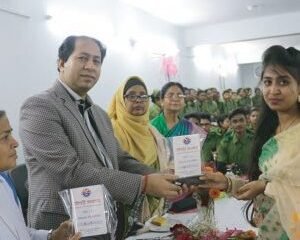 Prize giving ceremony 2018-19